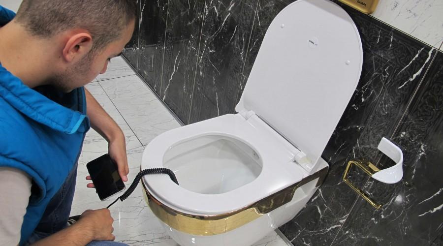 bodrum tuvalet tıkanıklığı açma